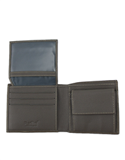 Genuine Leather Wallet - Model:783BN