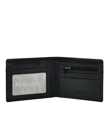 Leather Wallet - Bi-Fold : 101VN