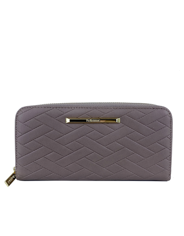 Zipped-Around Long Purse : PX3007X